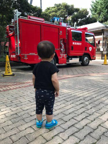 ルイ消防車
