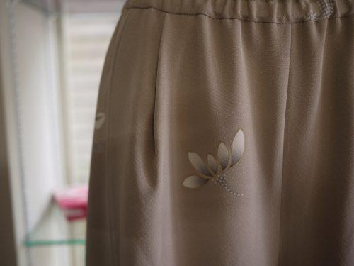 着物リフォーム