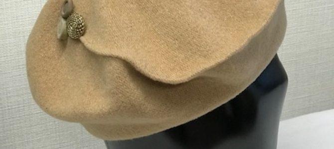 WS*ベレー帽を作ろう
