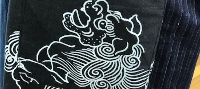 モンペ風パンツ
