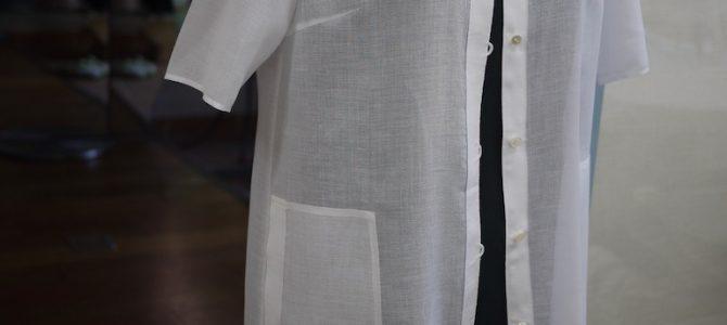 羽織りチュニック
